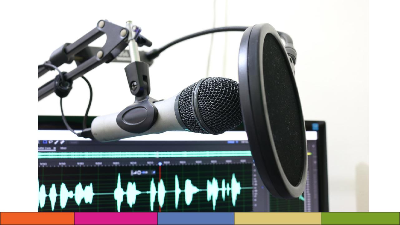 Graba un podcast y gana dinero