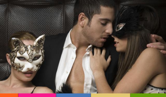Tríos sexuales: los mejores consejos para disfrutarlo