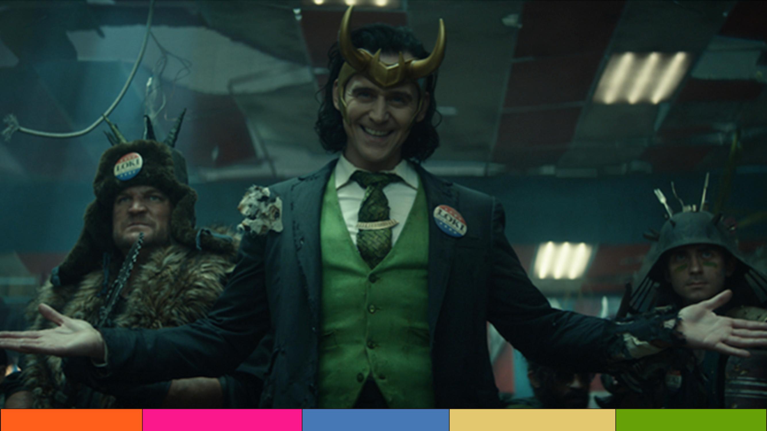 6 momentos de Loki