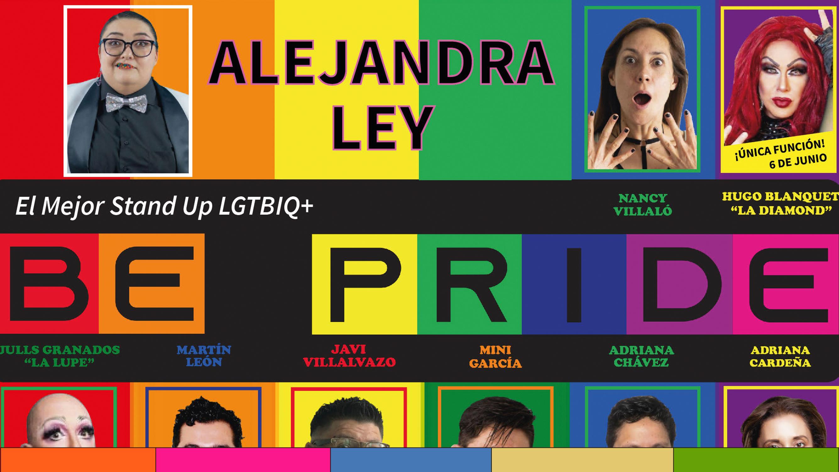 Be Pride: celebrarán Orgullo LGBTTTI+