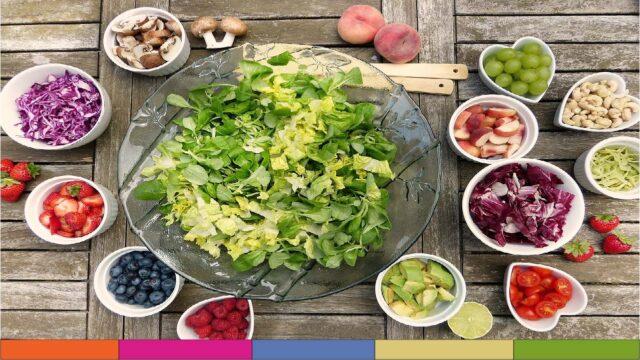 La importancia de comer saludable