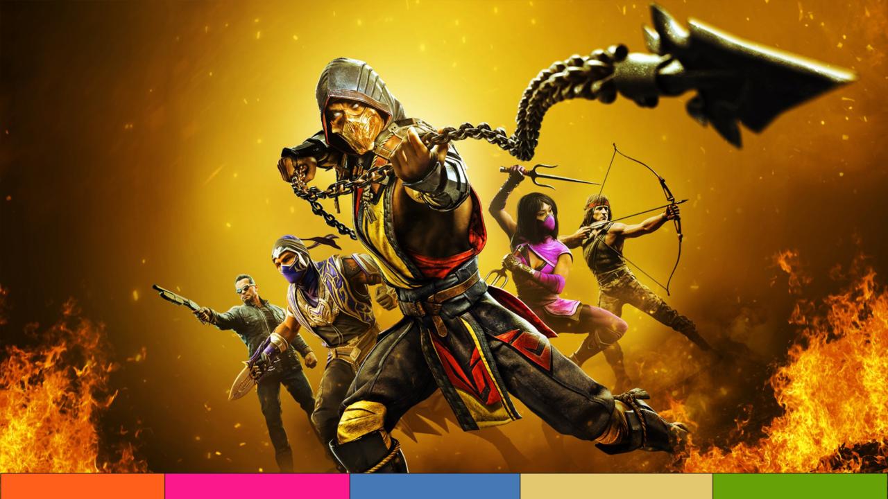 Mortal Kombat 11 rompe récords de jugadores a nivel mundial
