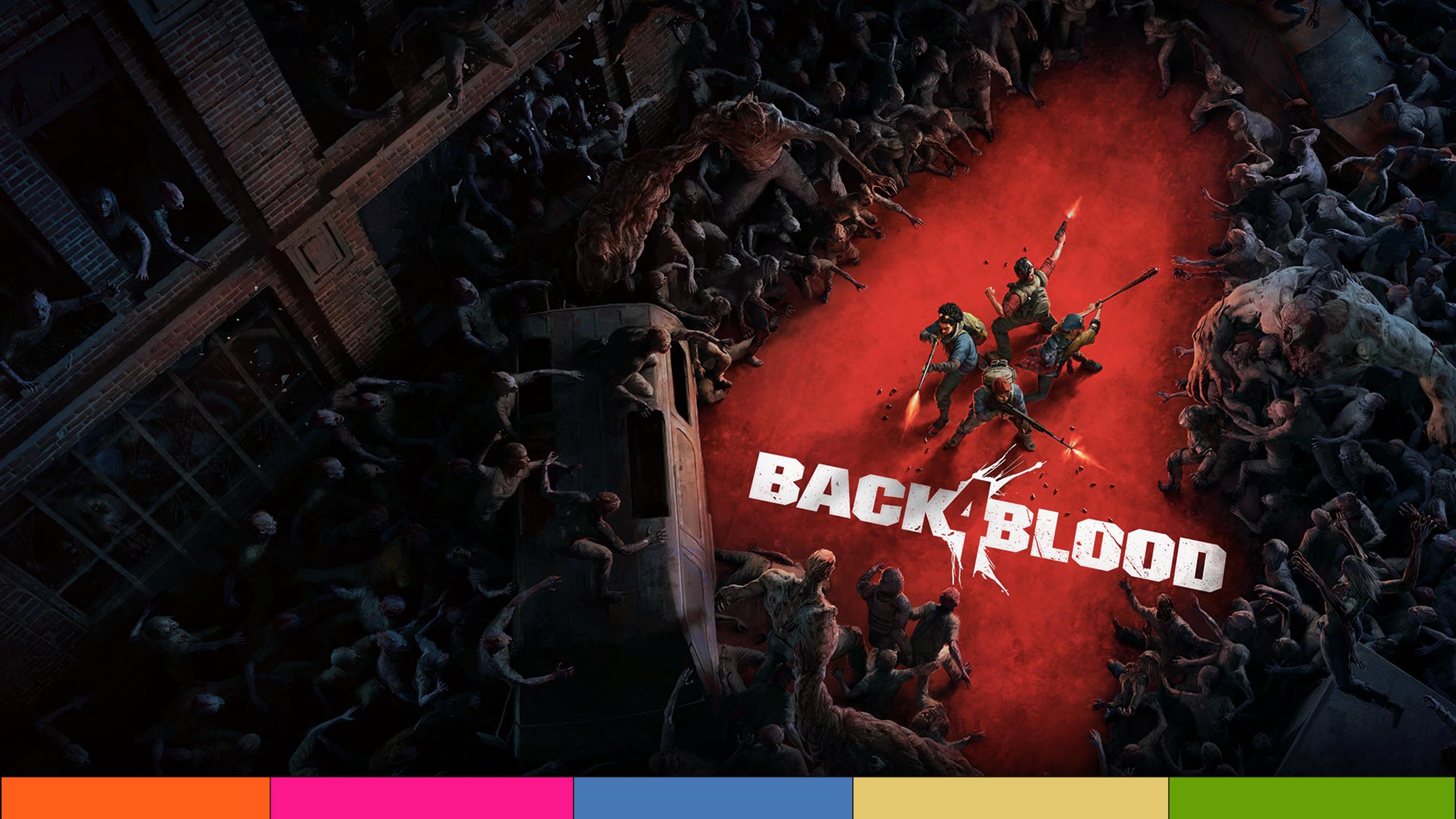 Liberan al público la versión beta de Back 4 Blood