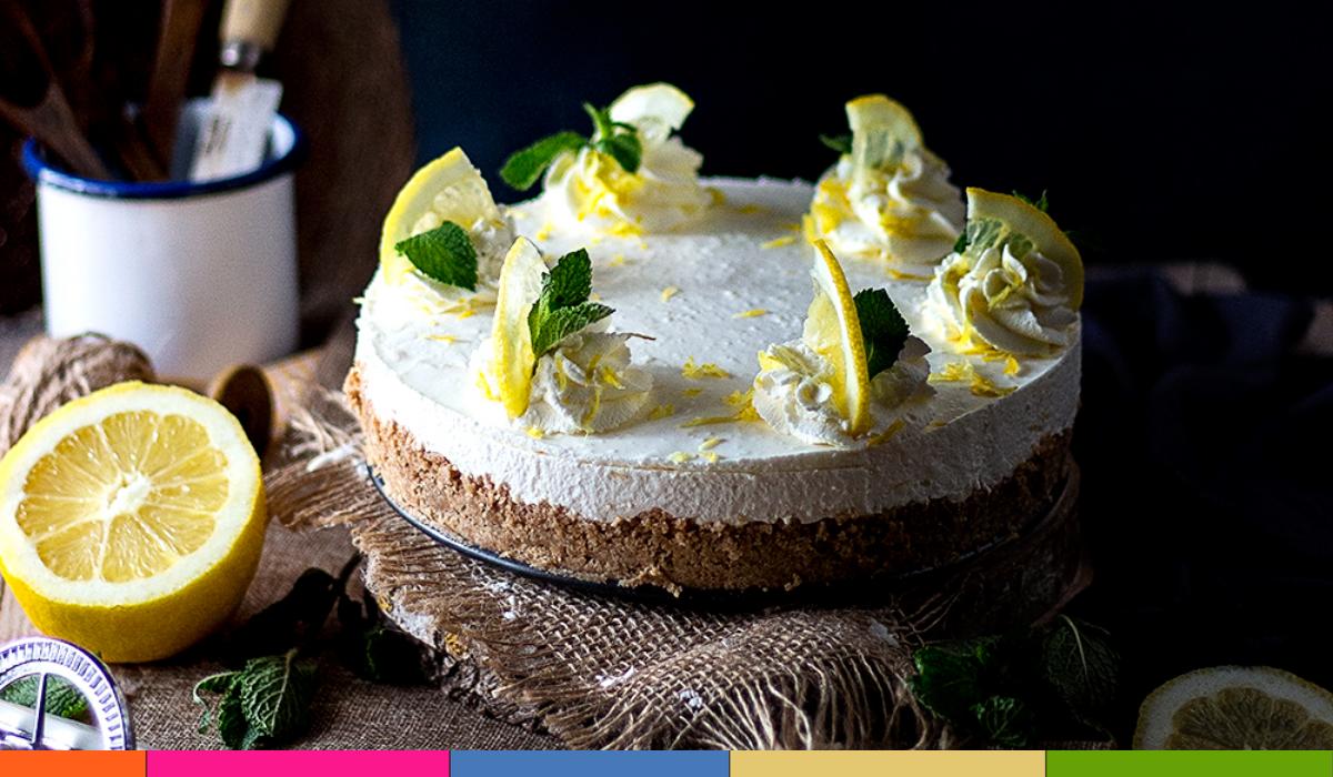 Cheesecake de limón: ingredientes y preparación sencilla