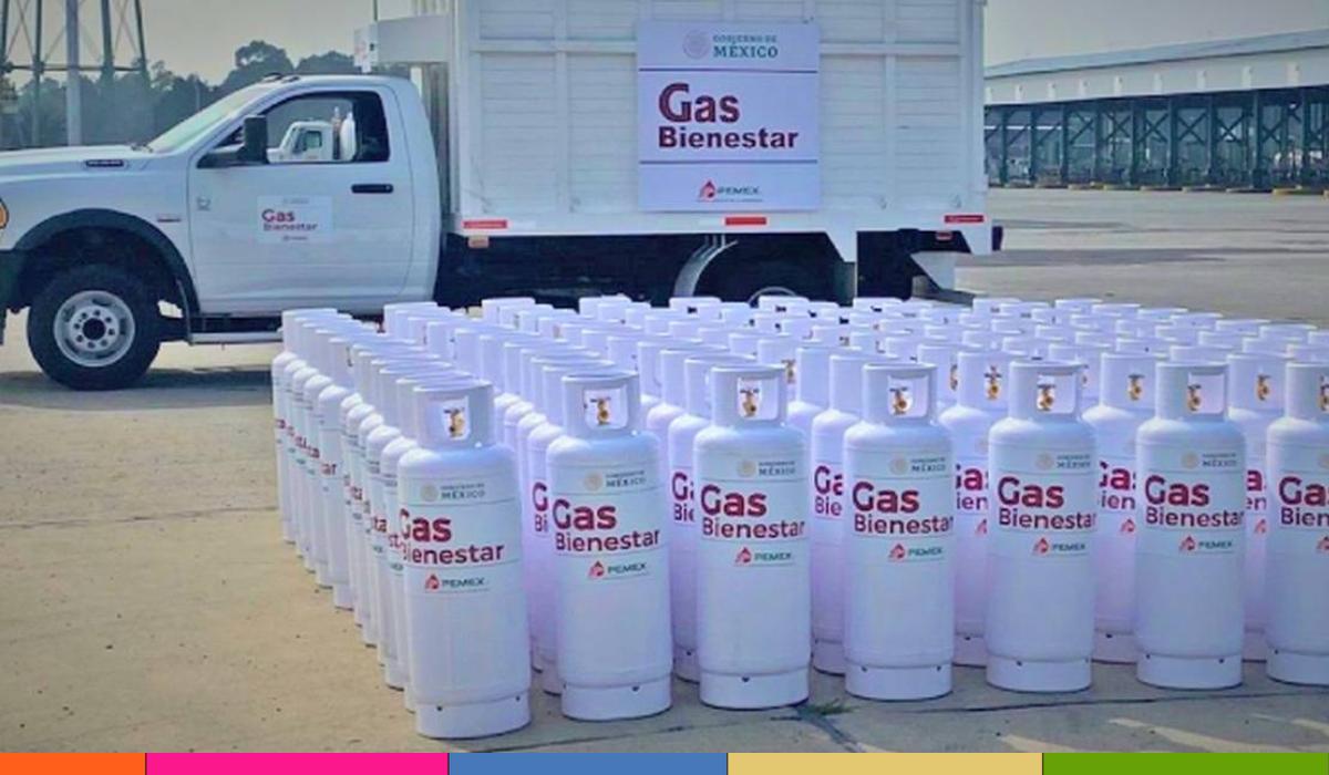 Gas Bienestar: cuánto costarán los cilindros