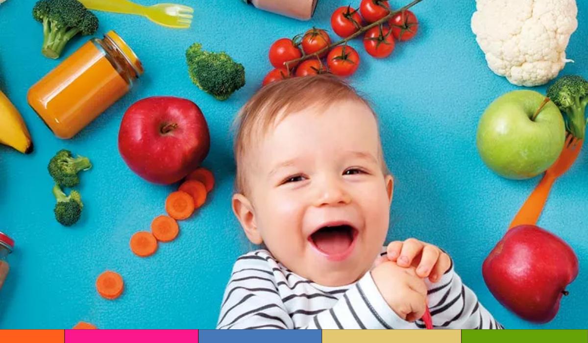 ¿Alimentos que estimulan el adecuado crecimiento de los bebés?