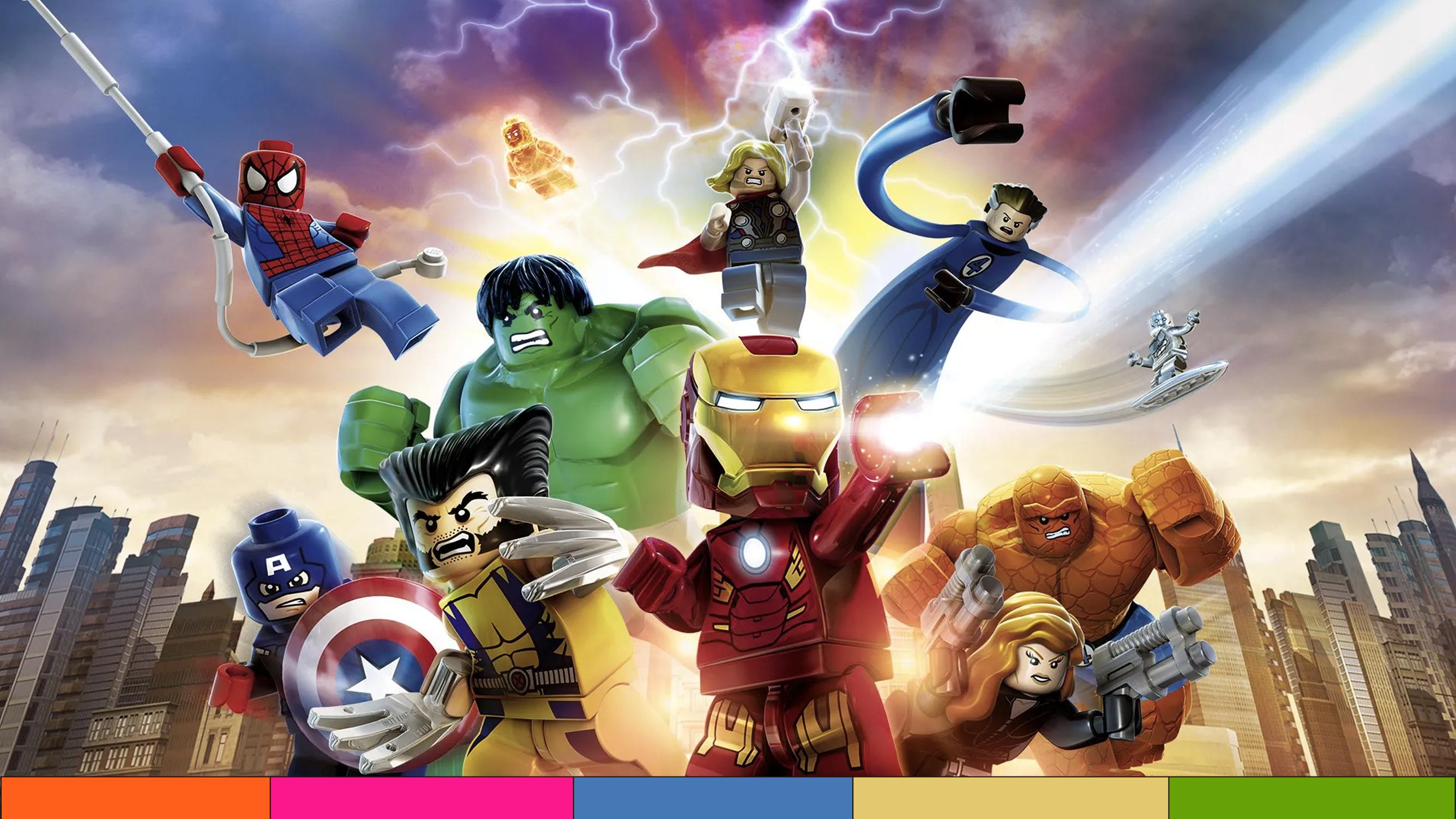 LEGO Marvel Super Heroes regresará a Nintendo Switch