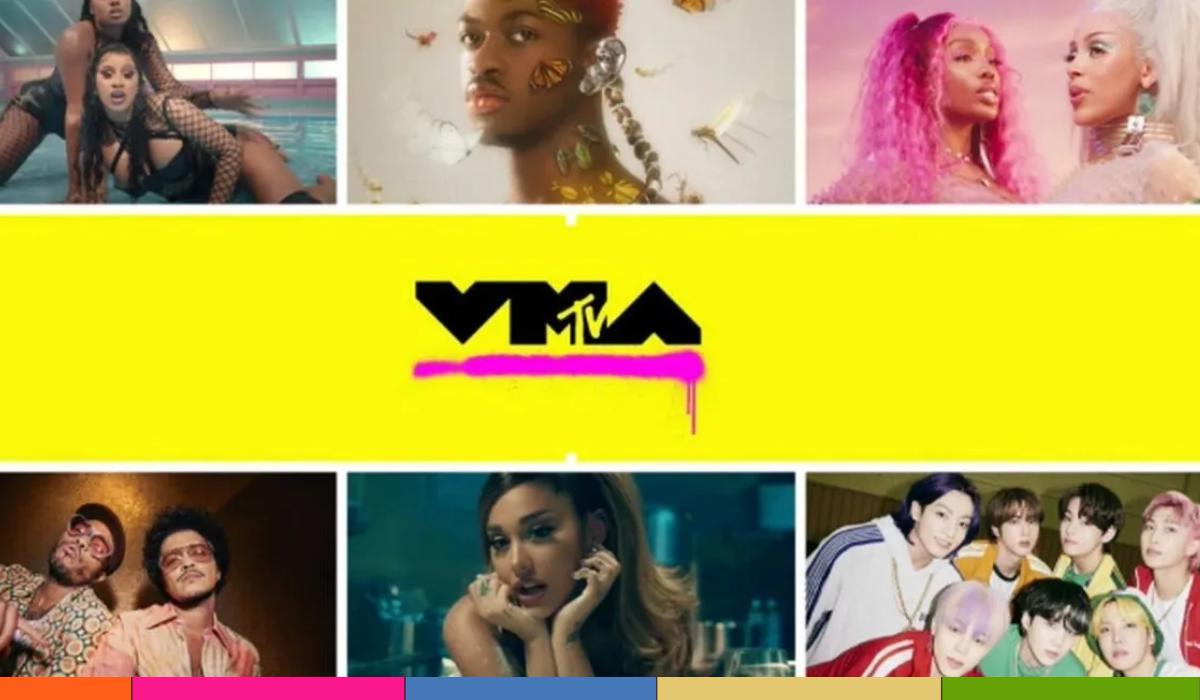 Ganadores de los VMA 2021