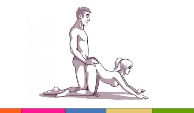 Posiciones sexuales para evitar la eyaculación precoz