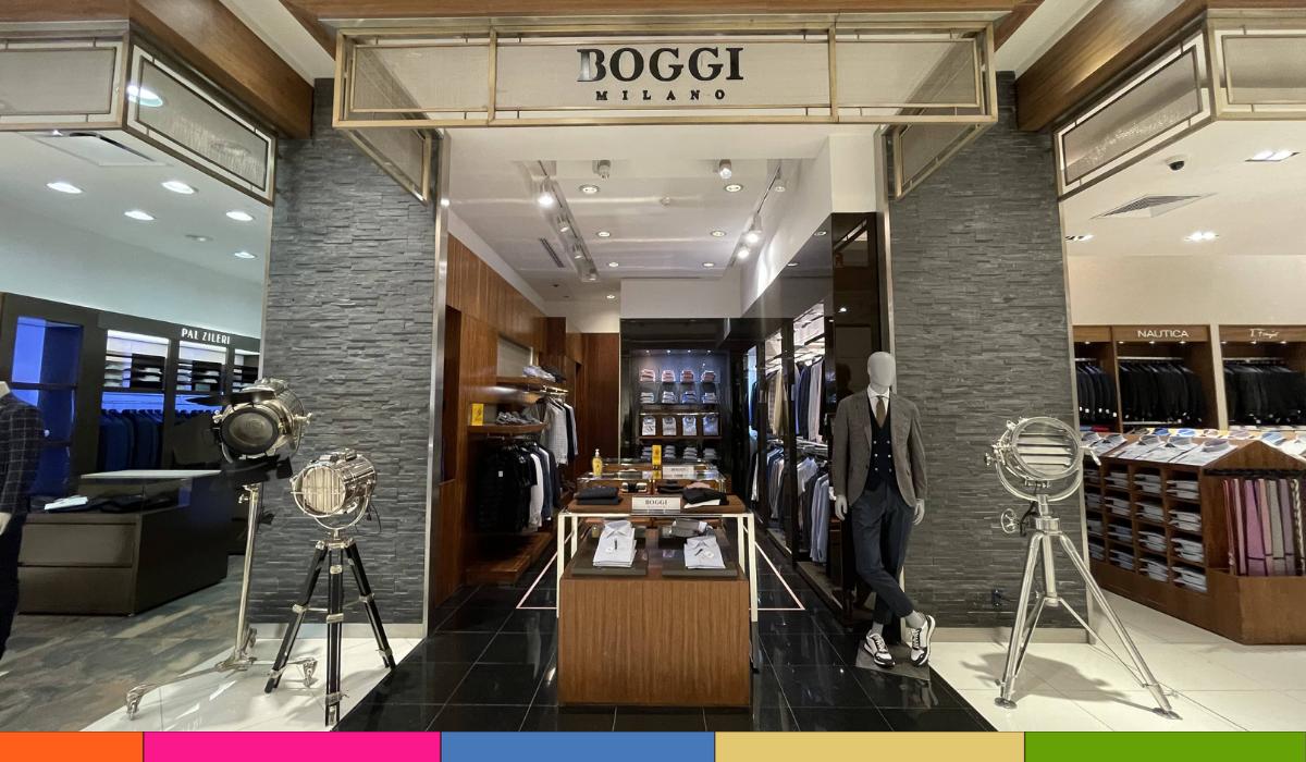 Nuevo León se llena de moda italiana con Boggi MIlano