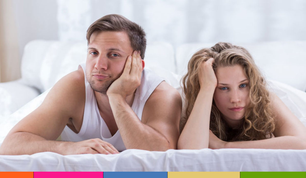 ¿Por qué una mujer deja de sentir deseo?