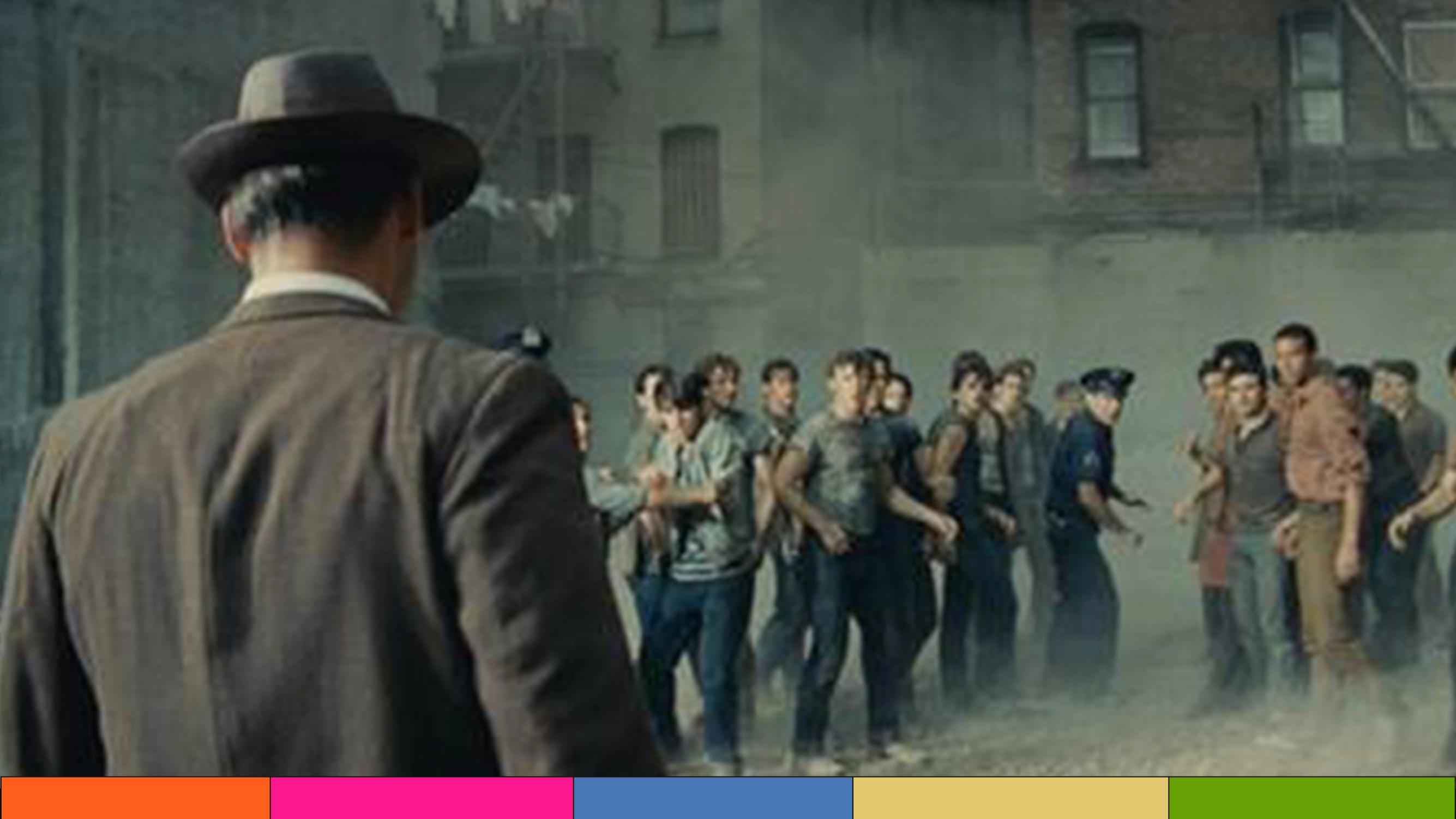 "Steven Spielberg presenta ""Amor sin barreras"""
