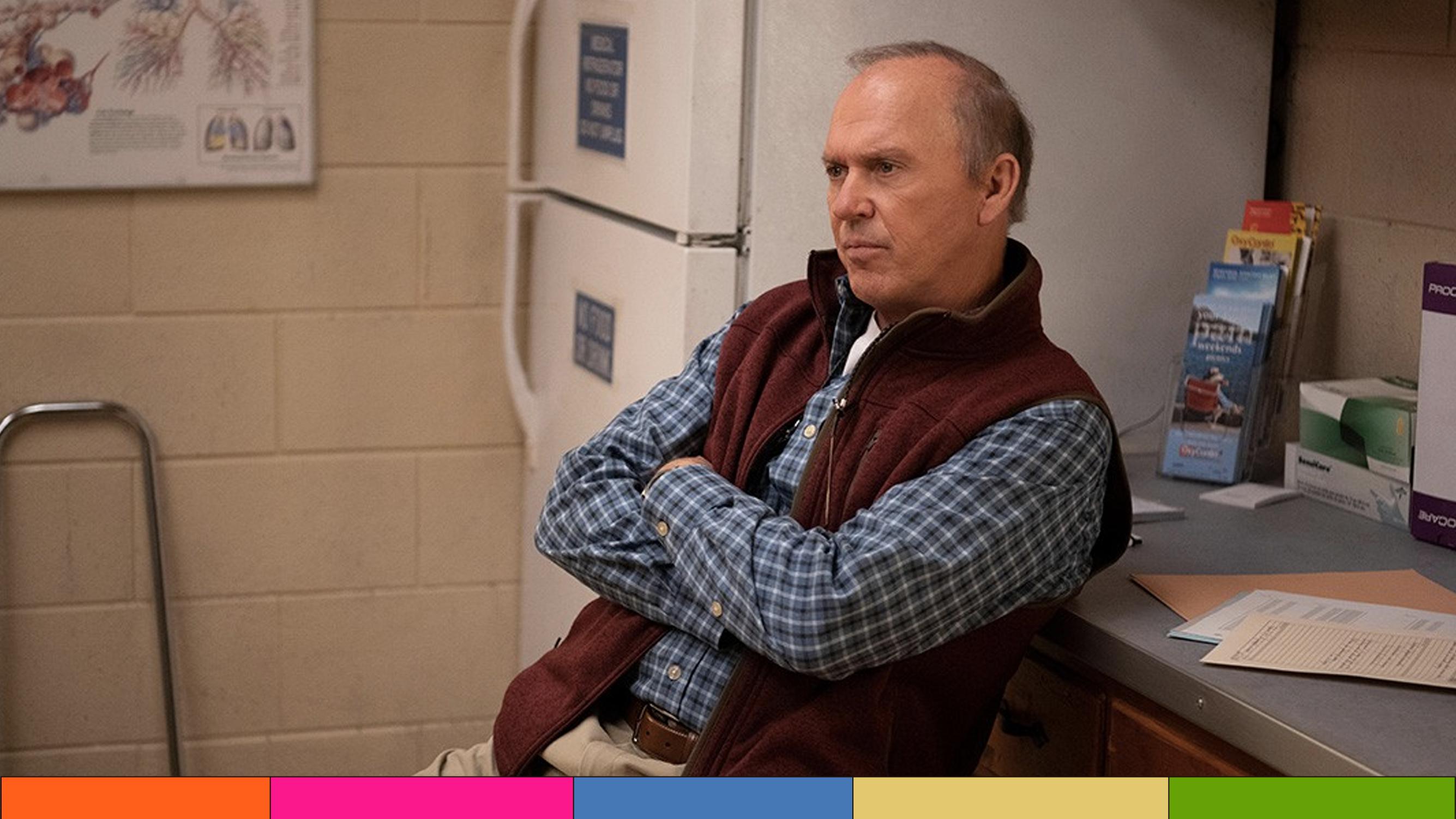 "Michael Keaton protagoniza serie basada en ""Dopsick"" de Beth Macy"